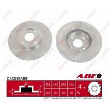 Bremsscheibe, 1 Stück ABE C33049ABE