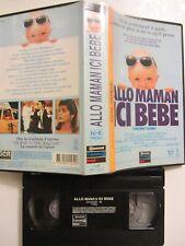 Allo Maman ici bébé de Amy Heckerling, VHS, Comédie