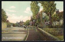 Little Crosby. Village by Harrop's Ltd, Liverpool # 254