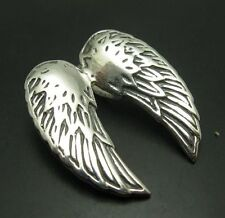 STERLING SILVER PENDANT SOLID 925 ANGEL WINGS NEW