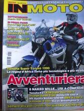 In Moto 7 2010 Honda CBF 1000 ST - Honda VFR 1200 - Aprilia Shiver 750 [SC.49]