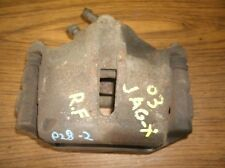 02-06 JAGUAR X-TYPE   RIGHT PASSENGER FRONT   BRAKE CALIPER