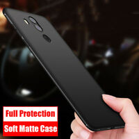 For Huawei Mate 20 Lite Shockproof Ultra-Silm Matte Soft Silicone TPU Case Cover