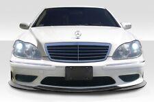 03-06 Mercedes S Class Sport Duraflex Front Bumper Lip Body Kit!!! 113437