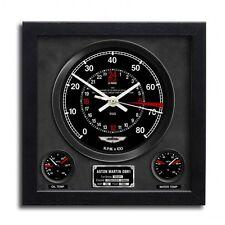 24 Hour Art Print Wall Clock Aston Martin DBR1 Le Mans 1959