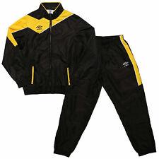yellow umbro joggers