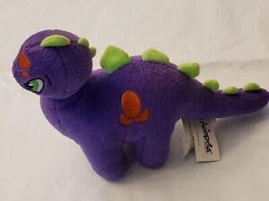 Neopets Chomby Purple Dinosaur RARE plush  2004 Jakks Pacific