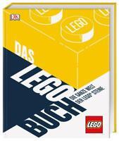 Das LEGO® Buch Die ganze Welt der LEGO® Steine Daniel Lipkowitz Buch Deutsch