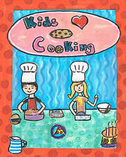NEW Kids Love Cooking by Julie van Herwerden