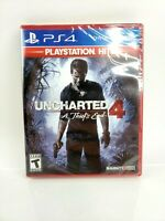 Uncharted 4 A Thief's End Hits PlayStation 4 PS4 New  sealed