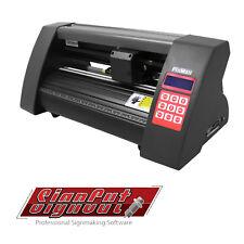 PixMax - Plotter de Découpe Vinyle de 52,5cm/20 Pouces avec Logiciel SignCut Pro