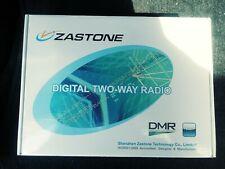 DMR Zastone UHF 400-470 Tier 2  DP880 999+ channels FCC certified