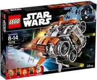 LEGO Star Wars - 75178 Jakku Quadjumper mit Rey, Finn & BB-8 - Neu & OVP