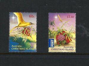 Christmas Island 2010 Christmas Set MUH/MNH