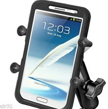 RAM Motorcycle Fork Stem Mount for iPhone 6+, 7+, Others