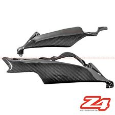 2006 2007 GSX-R 600 750 Lower Bottom Belly Pan Guard Fairing Cowl Carbon Fiber
