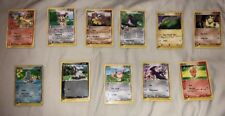 #16 Pokemon TCG Ex Ruby & Sapphire Lot SALE GREAT VALUE BEST OFFER ACCEPTED