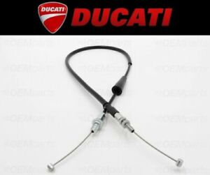 Throttle Cable Ducati Monster 400 / 600 / 750 / 900     65610142D New !