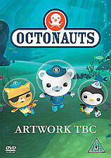 Octonauts - Here Come The Octonauts - (DVD) - New