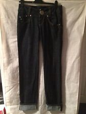 Miss Sixty Boyfriend/Skater Style Jeans