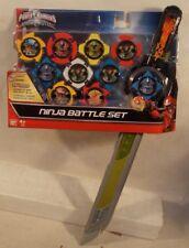 Power Rangers Ninja Steel - TRU Exclusive Ninja Battle Set Role Play Bandai MISP