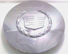1 Chrome Cadillac Deville Seville DHS DTS '98 - '08 Center Caps Hubcaps 9593259