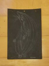 REMEDIOS VARO INK ON PAPER DRAWING