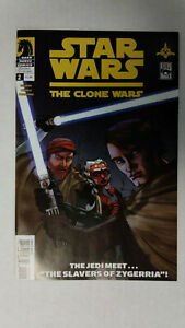 STAR WARS THE CLONE WARS #2  1st Printing - AHSOKA TANO        / 2008 Dark Horse