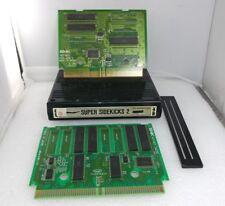 Neo Geo Cart - Super Side Kicks 2 - The World Championship Arcade Game SNK