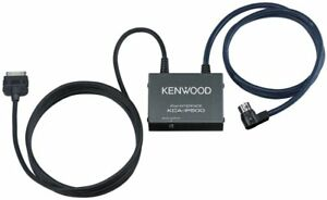 Kenwood KCA‑iP500  iPod in-vehicle interface adapter