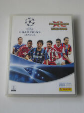 2010 2011 Champions League ADRENALYN XL PANINI - binder + set (ALL 350 cards)