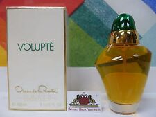 VINTAGE VOLUPTE BY Oscar de la Renta EDT SPRAY 3.3 OZ / 100 ML NIB SEALED
