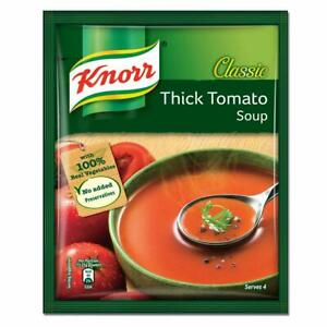 Knorr Classic Tomato Soup With 100% Real Vegetabls, 53gm (Pack of 2)