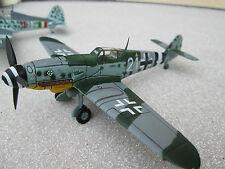 Messerschmitt Me 109 Ixo Bf -109 Aircraft/yakair/metal 1:72 fw-190/arado