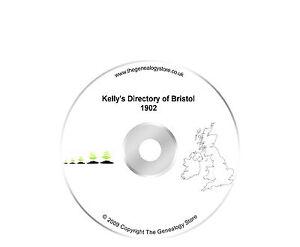 Kelly's Directory of Bristol 1902