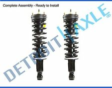 2 Front Strut w/ Spring for 2004 2005 2006 2007 2008 Chevy Colorado 2WD