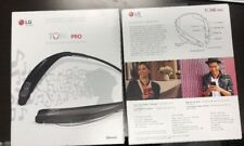 LG TONE PRO HBS-770 Black Neckband Headsets