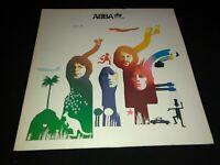 "ABBA ""THE ALBUM"" VINYL RECORD/LP FROM 1977"