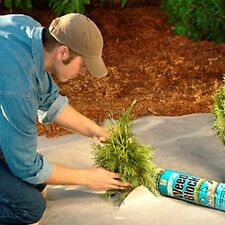 Easy Gardener 2508 Commercial Grade Landscape Fabric - 4-Foot x 50-Foot