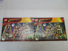Lego INDIANA JONES TEMPLE OF THE CRYSTAL SKULL SET 7627 INSTRUCTION BOOK ONLY