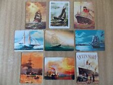 Swap playing cards    9  Modern Wides    Ships and Boats