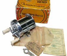 South Bend Oreno Model 1000b anti backlash multiplier reel with papers & box