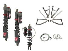 LSR Lone Star DC-4 Long Travel A-Arms Elka Stage 5 Front Rear Shocks YFZ450 04