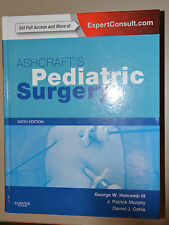 Di Ashcraft Chirurgia Pediatrica ISBN 9781455743339