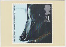 (K81-43) 1985 GB 34p Howard Coaster postcard (BQ)
