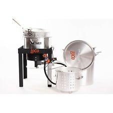 LoCo Boil, Fry & Steam Kit, 30 Quart