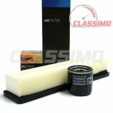Champion Oil & Air Filters for RENAULT MODUS + TWINGO + CLIO Mk 3 & 4 - 1.2 16v