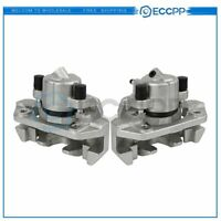 Front Pair Brake Calipers For Ford Escape Mazda Tribute Mercury Mariner