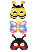 Fancy Dress Foam Superhero Mask Eva Masks Party Bag Filler Child U51 254 8