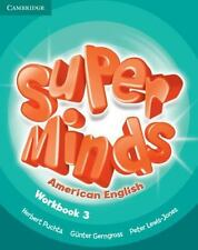 Super Minds American English Level 3 Workbook, Lewis-Jones, Peter, Gerngross, Gü